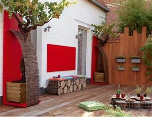 Decoration Jardin Terrasse : 4 d coration de terrasse et jardin chic et choc ~ Teatrodelosmanantiales.com Idées de Décoration