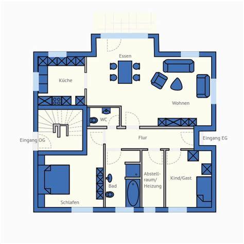 Zweifamilienhaus 2 Eingängen by Zweifamilienhaus 187 Mit Profis Planen Sparen K 228 Uferportal