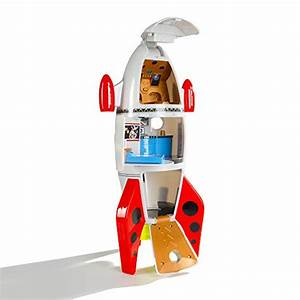CP Toys – Space Mission Rocket Ship 7-Piece Playset ...