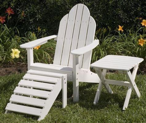 sturdiest resin adirondack chairs hometone