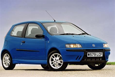 Ford Fiat by Fiat Punto 1999 Car Review Honest