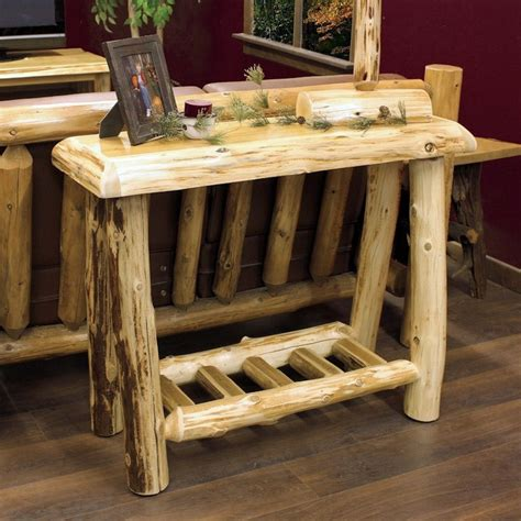 log table and chairs 15 best images about log furniture on pinterest vanity