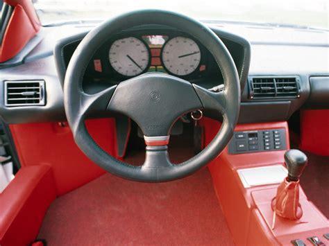 cizeta moroder vt prototype   concept cars