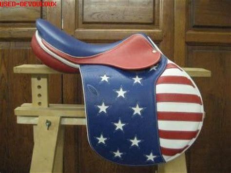 foto de English English saddle and American flag on Pinterest