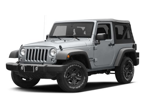 jeep new model 2016 new 2016 jeep wrangler prices nadaguides