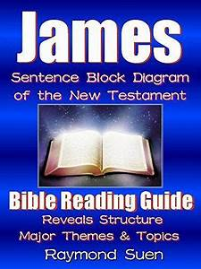 Holy Bible Ephesians Sentence Block Diagram Method Of The New Testament Holy Bible Structure Themes Bible Study Method Bible Reading Guide Book 1