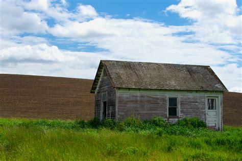 The House On The Prairie by Barn House And Prairie Rick Holliday