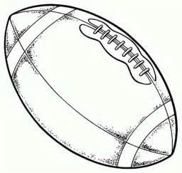 NFL Football Coloring Pages