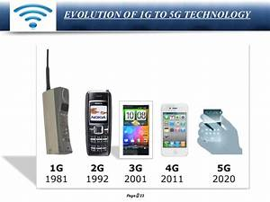 Presentation On 1g  2g  3g  4g  5g  Cellular  U0026 Wireless Technologies