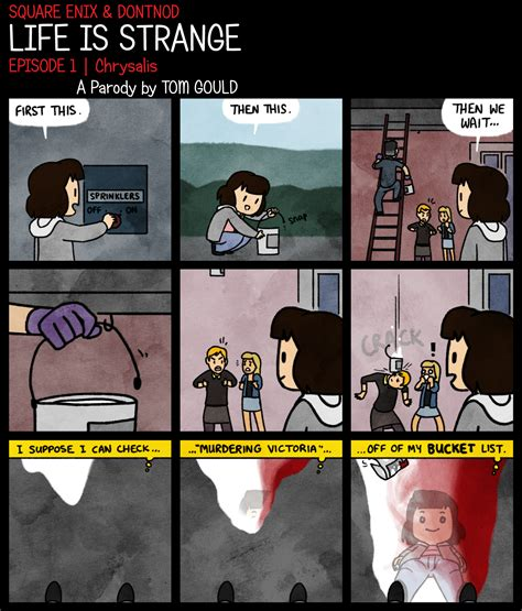 Life Is Strange Memes - life is strange pain t no angel by thegouldenway on deviantart