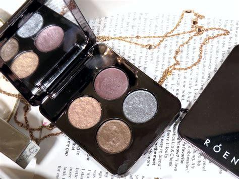   Review   RÓEN Beauty 52° Cool Eye Shadow Palette ...