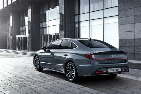 When Will The 2020 Hyundai Sonata Be Available by 2020 Hyundai Sonata Look Reveals A Unique