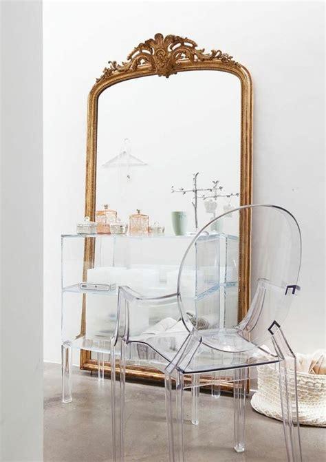 grand miroir chambre les 25 meilleures idées concernant miroir baroque sur