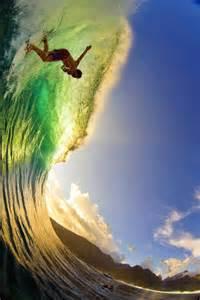 Big-Wave Surfing