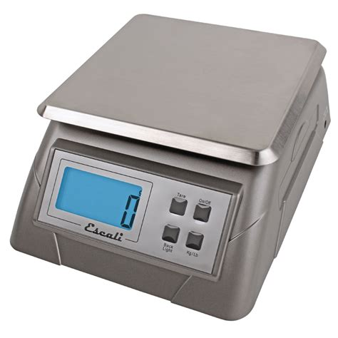san jamar large square digital kitchen scale scdg fem