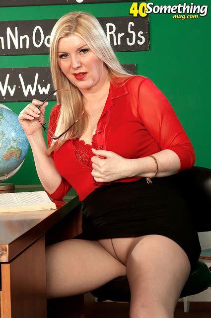 Sexy Older Women School Teacher Cumception