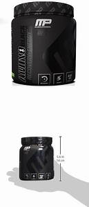 Muscle Pharm Black Label Amino 1 Supplement  Watermelon  13 54 Ounce