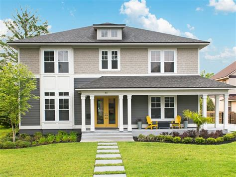 curb appeal ideas from jacksonville florida hgtv