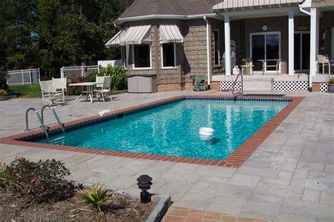 best pool deck material trends in pool deck materials ask the landscape guy concrete slab clipgoo