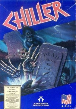 chiller video game wikipedia