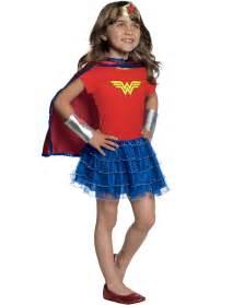Woman Super Hero Tutu Costumes