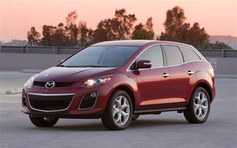 mazda cx 7 2012 mazda cx 7 reviews and rating motor trend