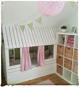 Ikea Mädchen Bett : diy ikea hausbau f r lotti zuk nftige projekte pinterest kinderzimmer kinder zimmer und haus ~ Cokemachineaccidents.com Haus und Dekorationen