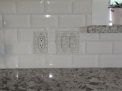 kitchen backsplash electrical outlets 112 best electrical outlet images on 5032