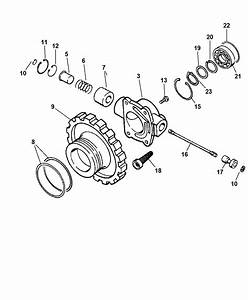 1998 Jeep Wrangler Governor
