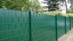 Sichtschutzstreifen Zum Einflechten : zaun und garten gmbh sichtschutz f r doppelstabmatten ~ A.2002-acura-tl-radio.info Haus und Dekorationen