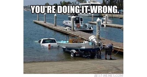 Best Perverted Boat Names by 30 Hysterical Fishing Memes All Fisherman Can Relate To