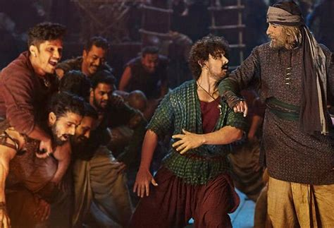 Thugs Of Hindostan Box Office Collection Day 3