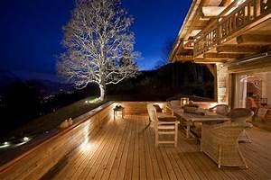 luminaire exterieur design et eclairage de terrasse et balcon With eclairage pour terrasse en bois exterieur