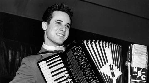 Dick Contino Accordion Heartthrob Dies At 87 The New