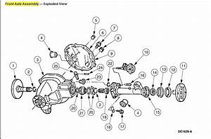 Where Can I Find An Front End Exploded Diagram For A 1998 F