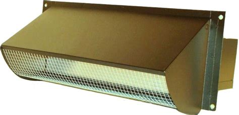 Kitchen Exhaust Fan Vent Outside Termination by Range Exhaust Wall Vents And Roof Vents From Luxury Metals