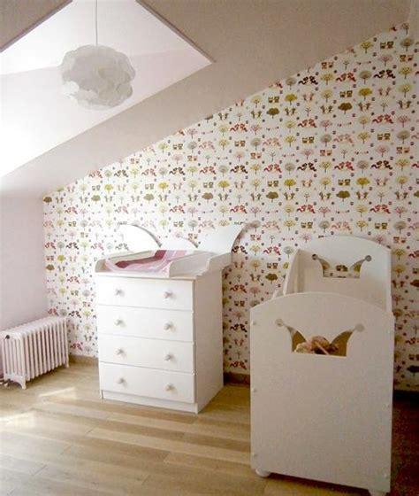 papier peint chambre enfants mur papier peint chambre enfants paperblog