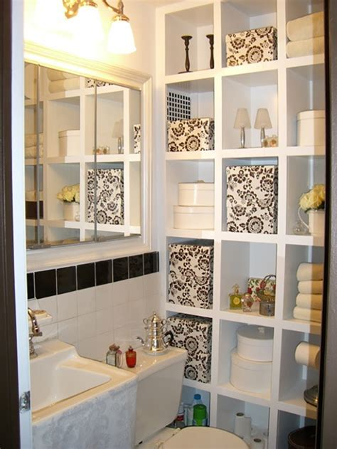 Bathroom Shelf Ideas by 30 Best Bathroom Storage Ideas And Designs For 2017