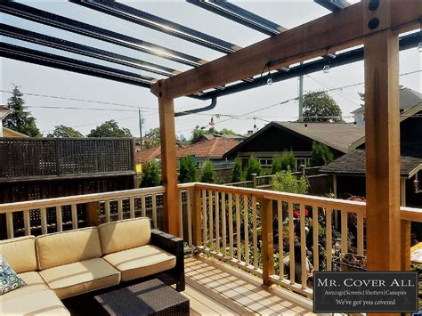 outdoor living     tuesdays installs   quote today  httpwwwmrcoverallca