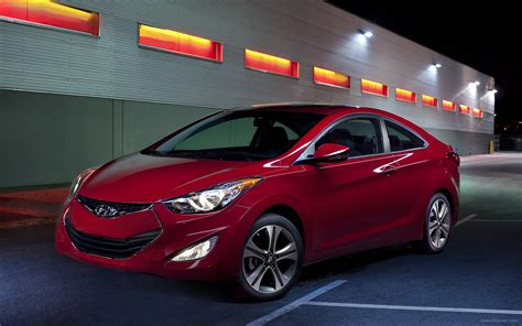 Used Hyundai Elantra Coupe by Hyundai Elantra Coupe 2013 Widescreen Car Pictures