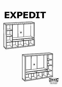 Etagere Expedit Ikea : expedit tv storage unit black brown ikea united states ~ Dallasstarsshop.com Idées de Décoration