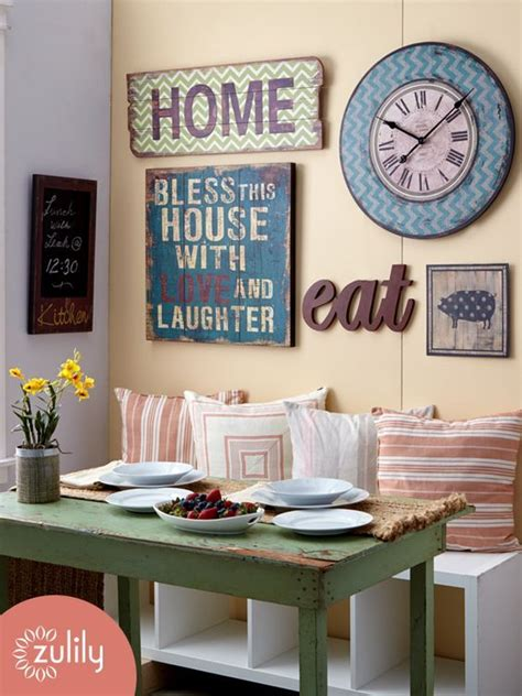 You only need to get a nice wooden. 20+ Best Kitchen Wall Art Decor Ideas and Designs | Kitchen decor themes, Kitchen wall decor, Decor