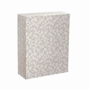 Papier Cadeau Blanc : rouleau papier cadeau 39 baroque 39 blanc nacr 100 mx70 cm papiers cadeaux et films emballage ~ Teatrodelosmanantiales.com Idées de Décoration