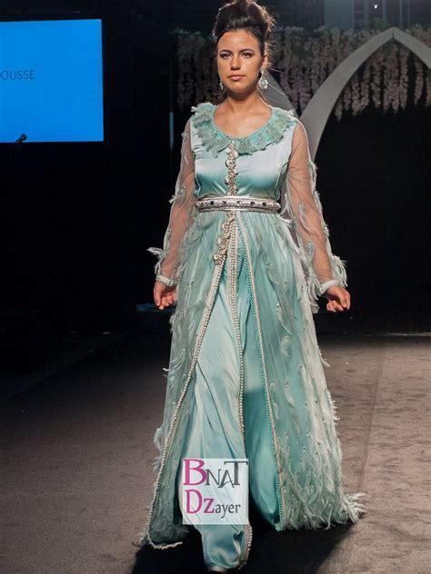 tenues de mariage algerien modeles de caftans karakou et ...