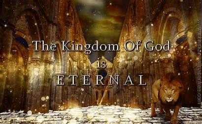 Kingdom God Eternal Christian
