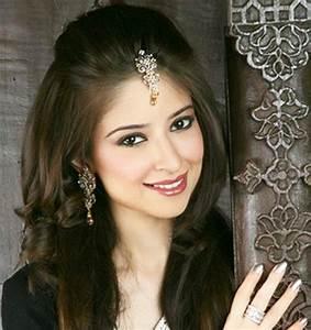 Indian Bridal Hairstyles For Short Medium Hair