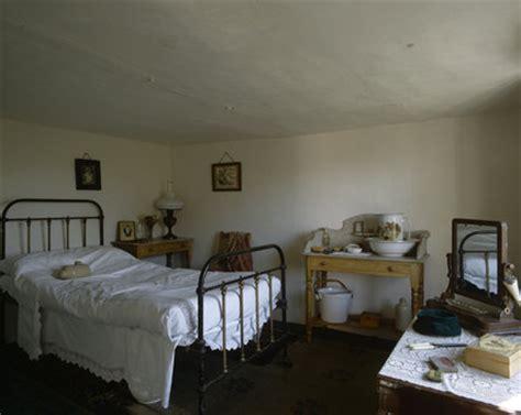 interior   fenmans cottage  wicken fen furnished