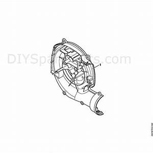 Stihl Br 200 Backpack Blower  Br 200  Parts Diagram  N