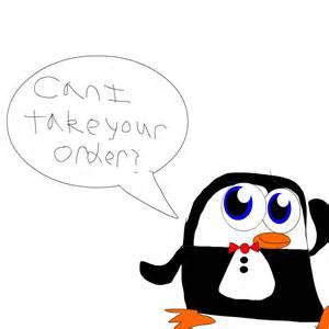 Fnac Penguin Drawings