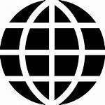 Icon Svg Globe Web Icons Site Internet